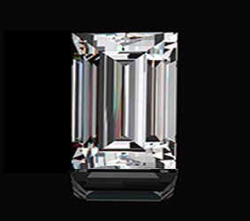 Brisbane diamonds emerald cut