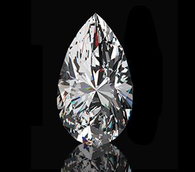 Brisbane diamonds pear shape