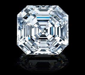 Brisbane diamonds asscher cut