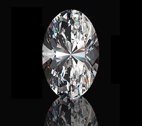 Brisbane diamonds oval cut