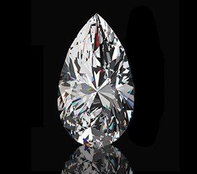 Brisbane diamonds pear shape