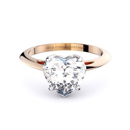 Rose Gold Engagement Rings Brisbane