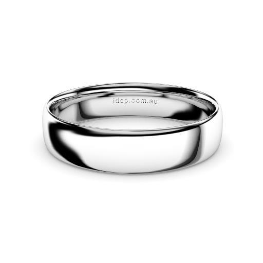 mens classic wedding ring